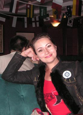 Миранова Гюзель. Руководитель туристической фирмы «Круиз». Стаж работы в туризме с 1997 года.